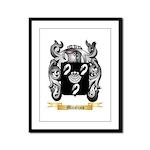Micalizio Framed Panel Print