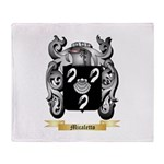 Micaletto Throw Blanket