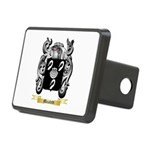 Micaletti Rectangular Hitch Cover