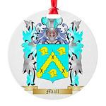 Miall Round Ornament