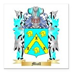 Miall Square Car Magnet 3