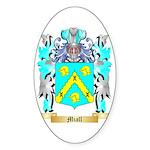 Miall Sticker (Oval 50 pk)