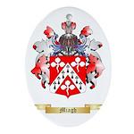 Miagh Oval Ornament