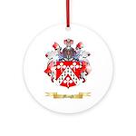 Miagh Round Ornament