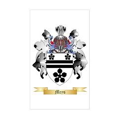 Meys Sticker (Rectangle)