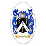 Meyrick Sticker (Oval 50 pk)
