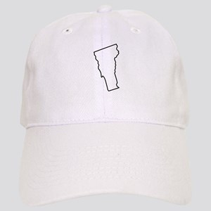 Vermont State Outline Cap