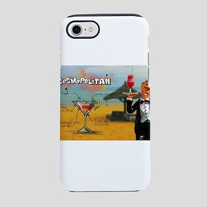 Cosmopolitan (Beach) iPhone 8/7 Tough Case