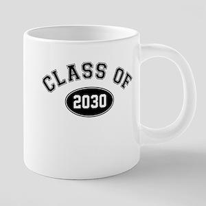 Class Of 2030 Mugs