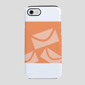 Orange Envelopes iPhone 8/7 Tough Case