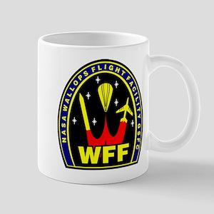 Wallops Flight Facility 11 oz Ceramic Mug