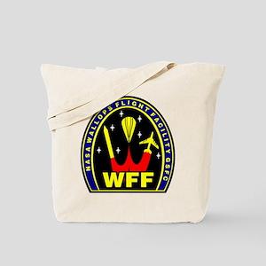 Wallops Flight Facility Tote Bag