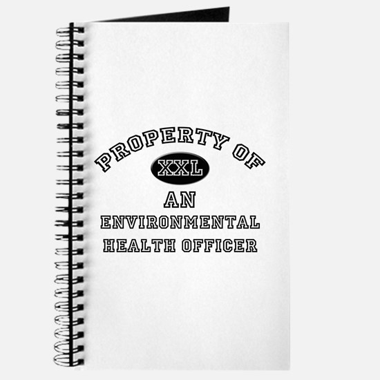 Property of an Environmental Health Officer Journa