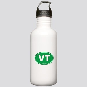 Vermont VT Euro Oval G Stainless Water Bottle 1.0L