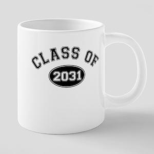 Class Of 2031 Mugs