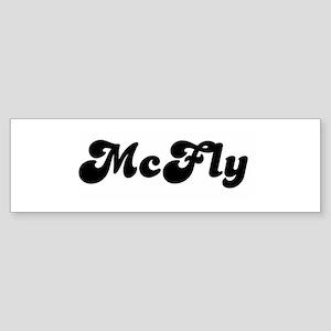 McFly Bumper Sticker