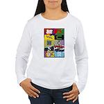Manchester Women's Long Sleeve T-Shirt