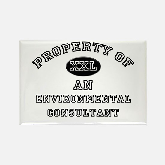 Property of an Environmental Consultant Rectangle