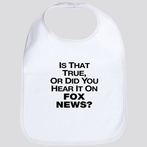 True or Fox News? Bib