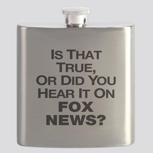 True or Fox News? Flask