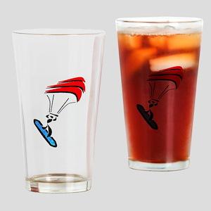 KITEBOARD Drinking Glass