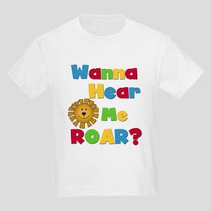 Lion's Roar Kids Light T-Shirt