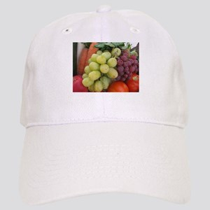 luscious wine country style fruit with grapes Cap