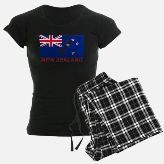 nz-flag-extra Pajamas