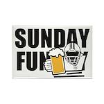 Sunday Funday Magnets