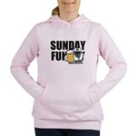 Sunday Funday Women's Hooded Sweatshirt