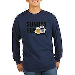 Sunday Funday Long Sleeve T-Shirt