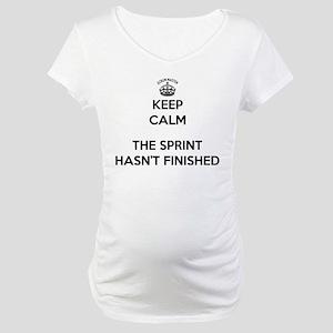 Scrum Master Sprint Maternity T-Shirt