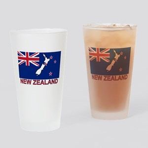 nz-flag-extra Drinking Glass