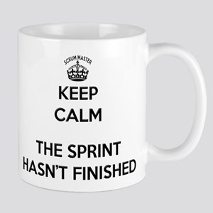 Scrum Master Sprint Mugs