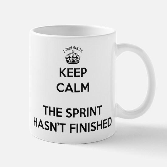 Scrum Master Sprint Mugs