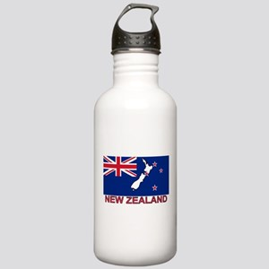 nz-flag-extra Stainless Water Bottle 1.0L