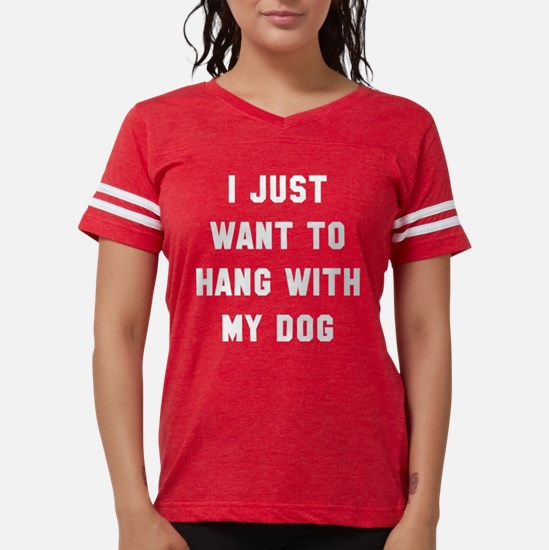 I Just Want To Women's Dark T-Shirt