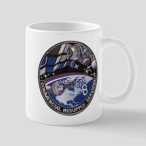 SpX 8 Logo Mug