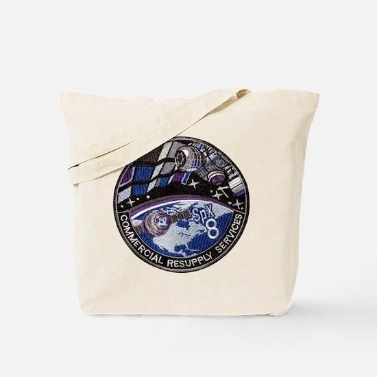 SpX 8 Logo Tote Bag