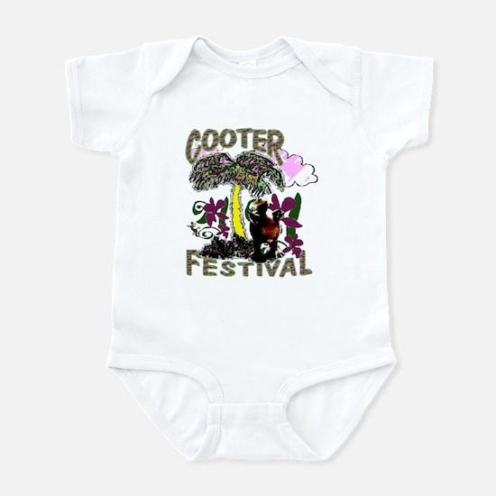 Cooter Festival Infant Bodysuit