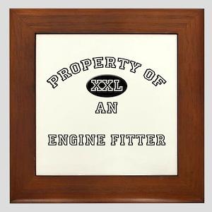 Property of an Engine Fitter Framed Tile