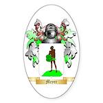 Meyer 2 Sticker (Oval)