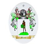 Meyer 2 Oval Ornament