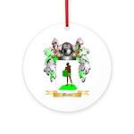 Meyer 2 Round Ornament