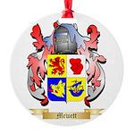 Mewett Round Ornament