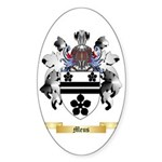 Meus Sticker (Oval 50 pk)