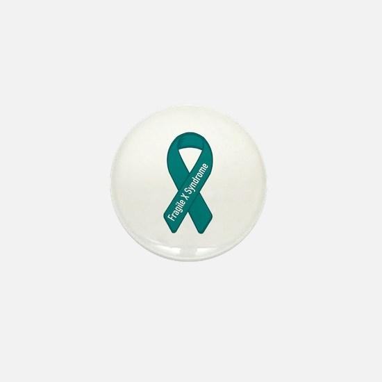 Fragile X Syndrome Mini Button