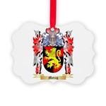 Metzig Picture Ornament