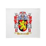 Metzel Throw Blanket