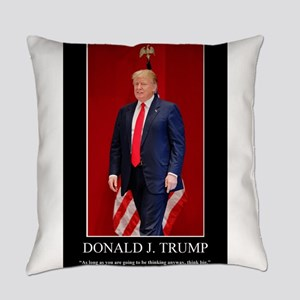 Donald Trump, Think Big Everyday Pillow